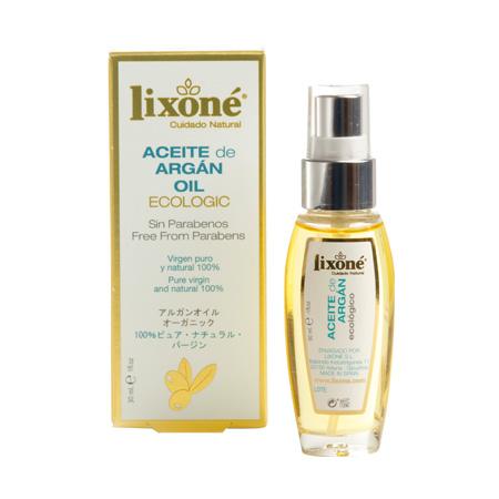 Aceite de Argán ecológico sin parabenos virgen puro y natural 100%