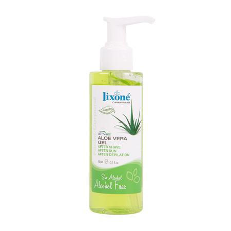 Gel hidratante de Aloe Vera para pieles sensibles (sin alcohol)