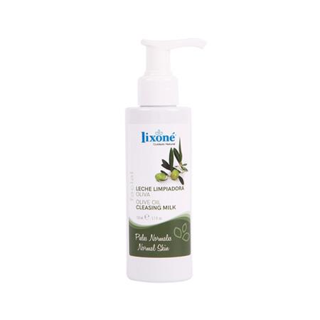 Leche limpiadora de aceite de oliva