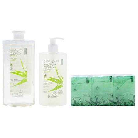 Pack ahorro 20% en selección de productos Lixoné con Aloe Vera