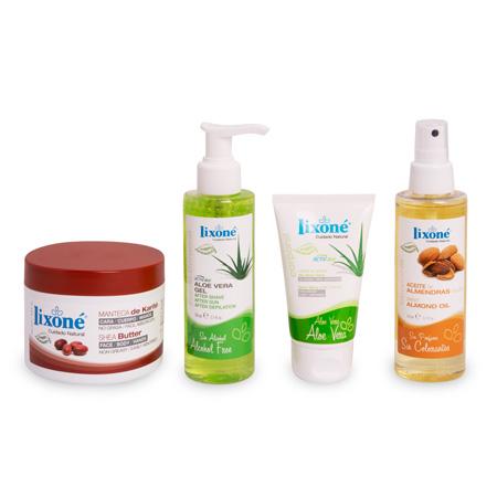 Pack ahorro 20% en selección de productos Lixoné para el tratamiento corporal